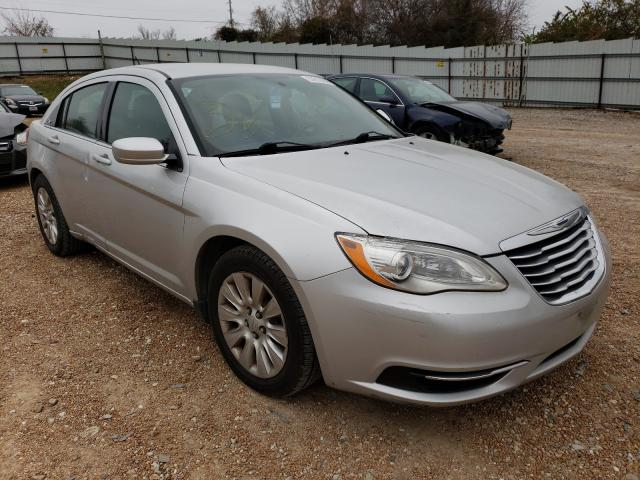 Salvage cars for sale from Copart Bridgeton, MO: 2012 Chrysler 200 LX