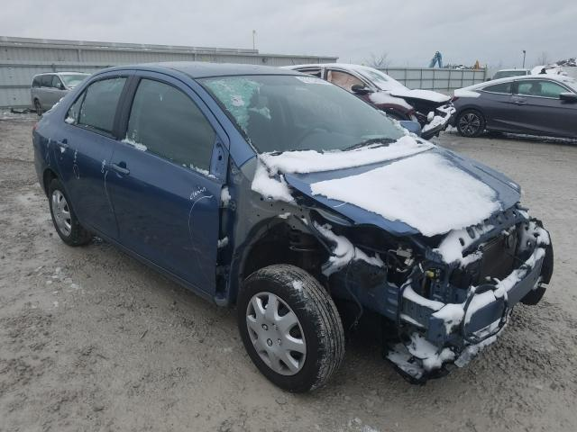 Salvage cars for sale from Copart Walton, KY: 2010 Toyota Yaris