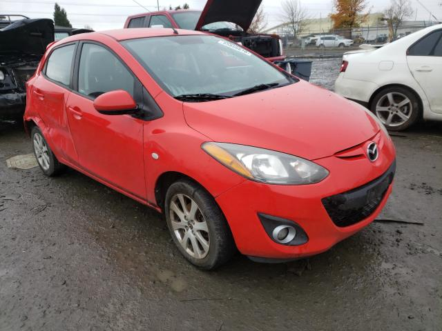 Salvage cars for sale from Copart Eugene, OR: 2013 Mazda 2