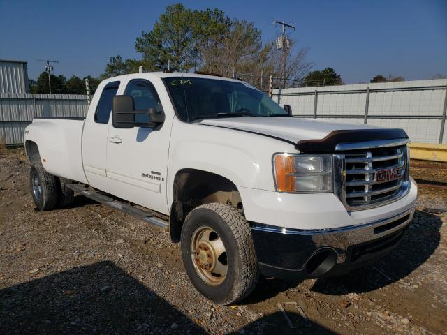 Salvage cars for sale from Copart Florence, MS: 2009 GMC Sierra K35