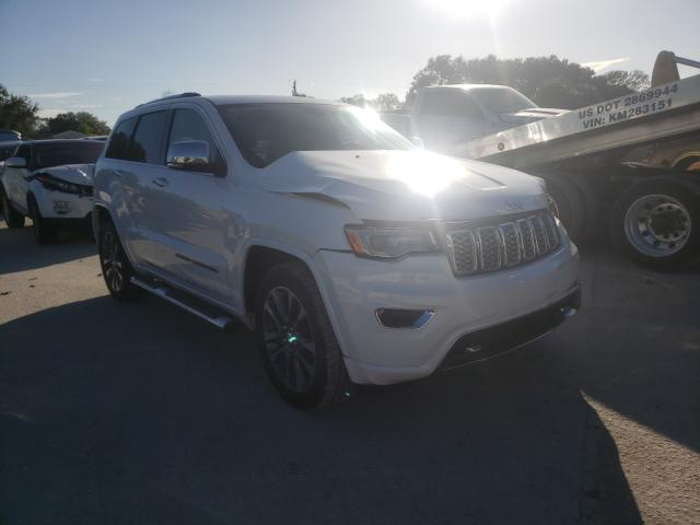 Salvage cars for sale from Copart Punta Gorda, FL: 2018 Jeep Grand Cherokee