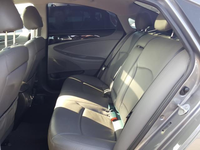 5NPEC4AC2CH428592 2012 Hyundai Sonata Se 2.4L