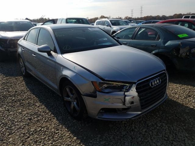 Salvage cars for sale from Copart Memphis, TN: 2016 Audi A3 Premium