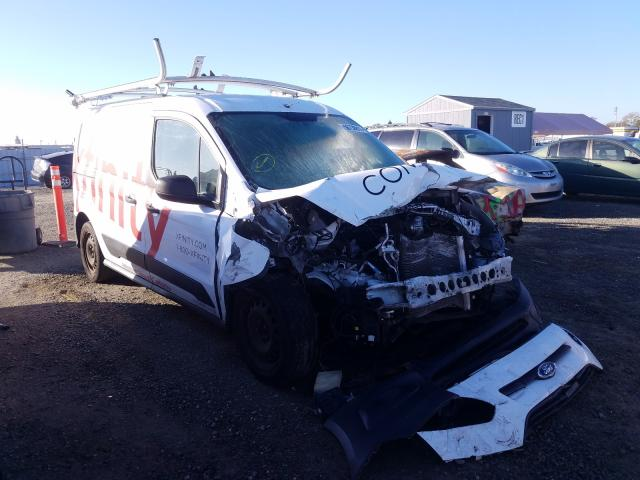 Salvage cars for sale from Copart Antelope, CA: 2015 Ford Transit CO