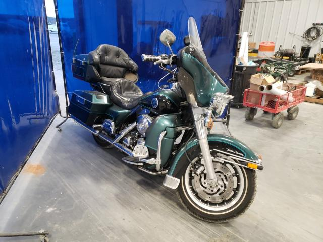 Harley-Davidson Flhtcui salvage cars for sale: 2000 Harley-Davidson Flhtcui