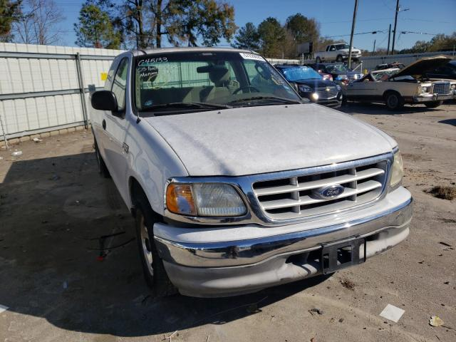 Salvage cars for sale from Copart Montgomery, AL: 2003 Ford F150