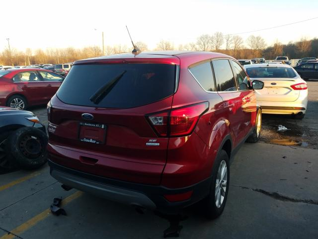 2019 FORD ESCAPE SE 1FMCU0GD6KUA95584