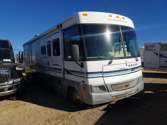 Salvage cars for sale from Copart Albuquerque, NM: 2004 Winnebago Brave