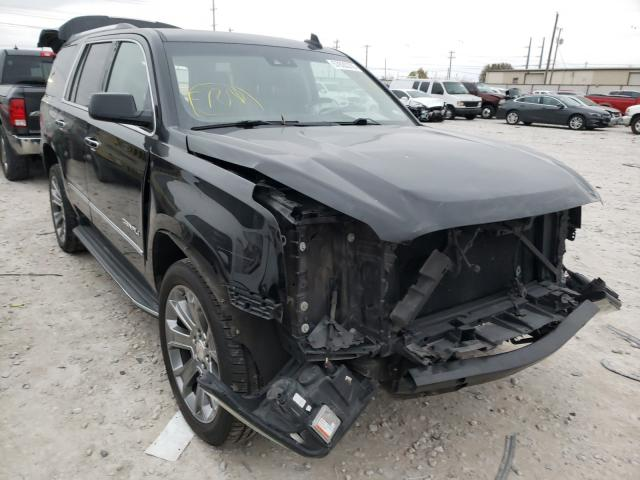 Salvage cars for sale from Copart Haslet, TX: 2015 GMC Yukon Dena