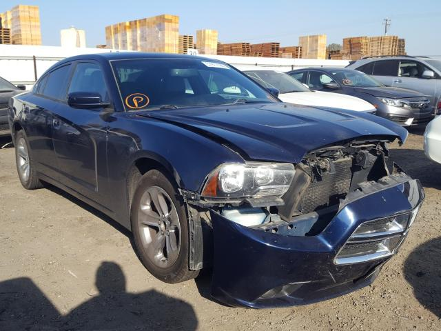 Salvage cars for sale from Copart Fresno, CA: 2013 Dodge Charger SX
