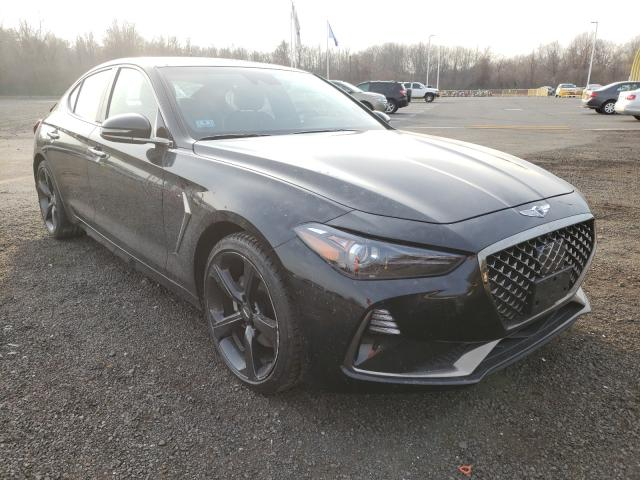 Genesis salvage cars for sale: 2019 Genesis G70 Prestige