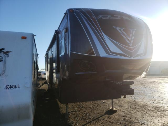 Other 5th Wheel salvage cars for sale: 2012 Other 5th Wheel