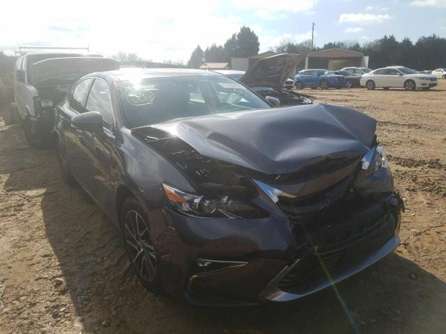 Salvage cars for sale from Copart China Grove, NC: 2017 Lexus ES 350