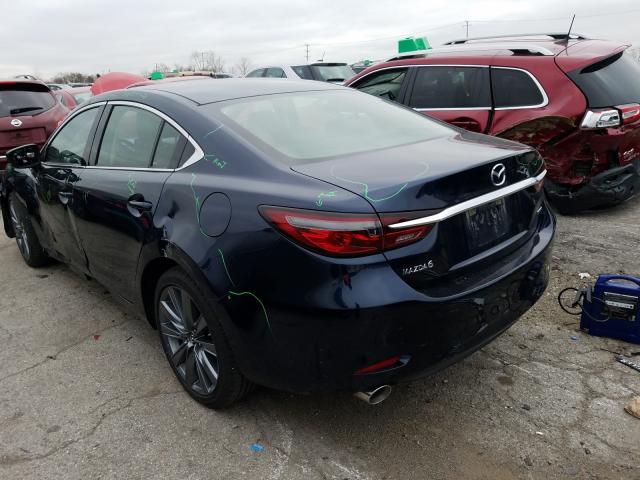 купить 2019 Mazda 6 Touring 2.5L JM1GL1VM5K1501101