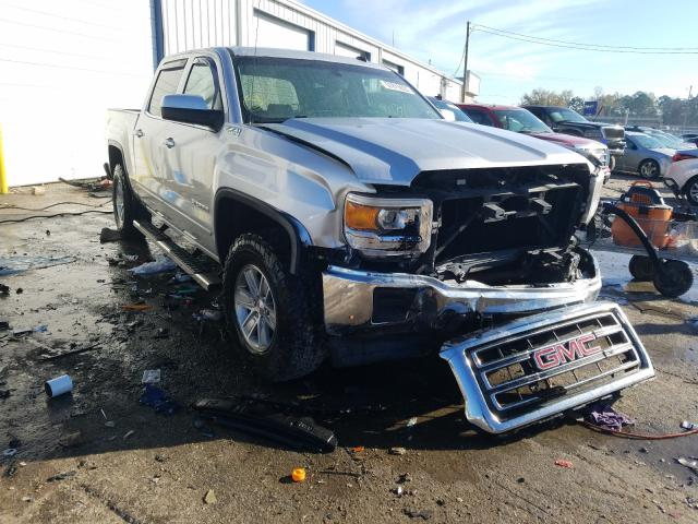 Salvage cars for sale from Copart Montgomery, AL: 2014 GMC Sierra K15