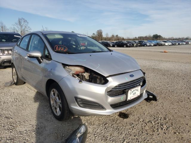 Ford salvage cars for sale: 2016 Ford Fiesta SE