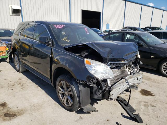 Chevrolet Equinox LS salvage cars for sale: 2014 Chevrolet Equinox LS
