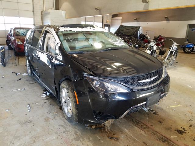 Salvage cars for sale from Copart Sandston, VA: 2020 Chrysler Pacifica L