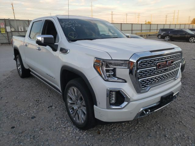 Salvage cars for sale from Copart Haslet, TX: 2020 GMC Sierra C15