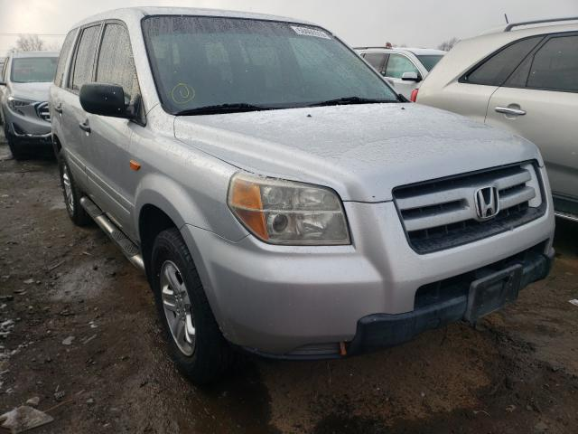 2007 Honda Pilot LX for sale in Hillsborough, NJ