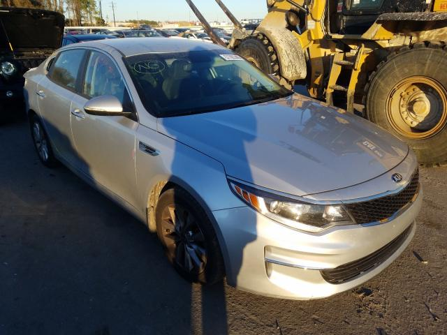 KIA Optima salvage cars for sale: 2018 KIA Optima