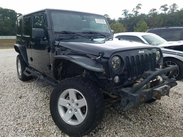 2015 Jeep Wrangler U 3.6L, VIN: 1C4BJWDG5FL711054