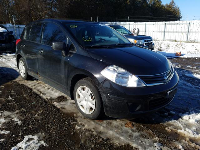 Salvage cars for sale from Copart London, ON: 2010 Nissan Versa S