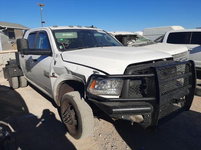 Salvage cars for sale from Copart Las Vegas, NV: 2017 Dodge 3500 Laram