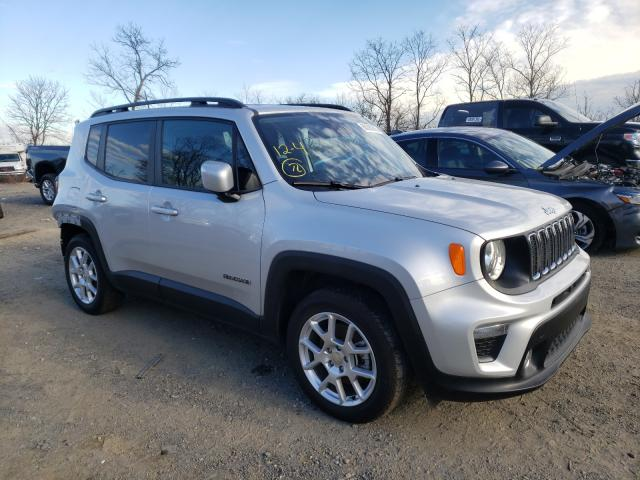 Jeep salvage cars for sale: 2019 Jeep Renegade L