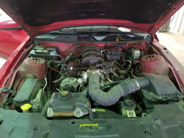 1ZVBP8AN7A5147723 2010 Ford Mustang 4.0L