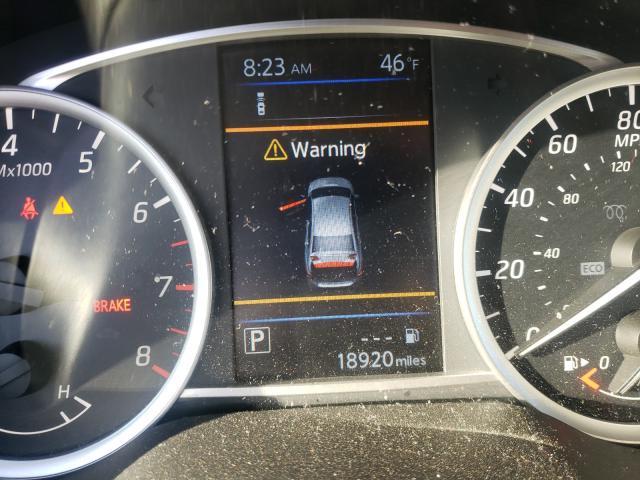3N1AB7AP2KL605195 2019 Nissan Sentra S 1.8L