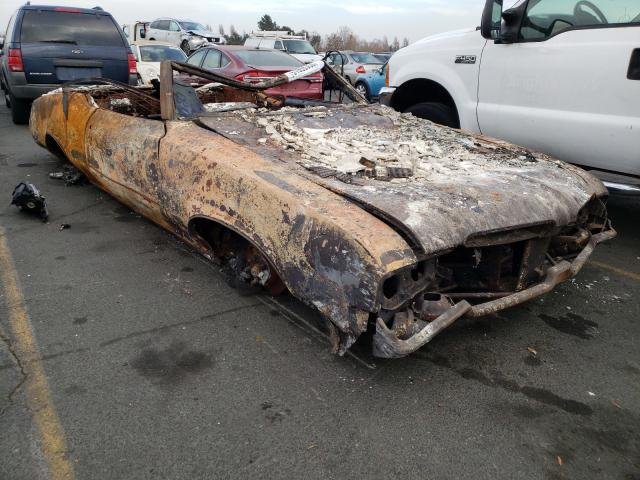 Oldsmobile Vehiculos salvage en venta: 1972 Oldsmobile Cutlass SU