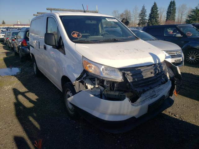 Salvage cars for sale from Copart Portland, OR: 2015 Chevrolet City Expre