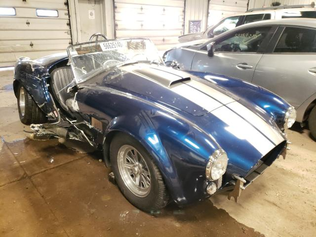 Salvage cars for sale from Copart Cudahy, WI: 1965 Ford Cobra KIT