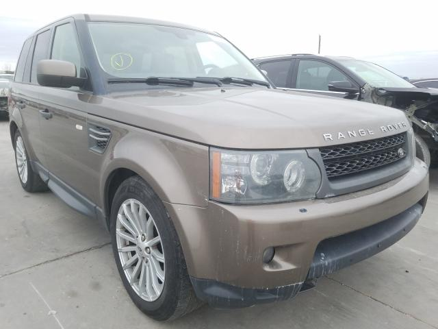 Salvage cars for sale from Copart Grand Prairie, TX: 2010 Land Rover Range Rover