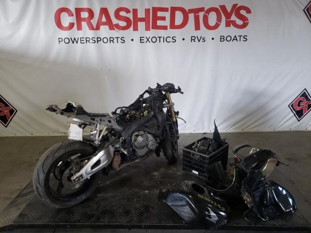 Salvage cars for sale from Copart Colton, CA: 2005 Honda CBR600 RR