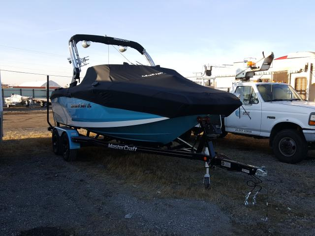 Salvage cars for sale from Copart Hammond, IN: 2020 Mastercraft Craft Boat
