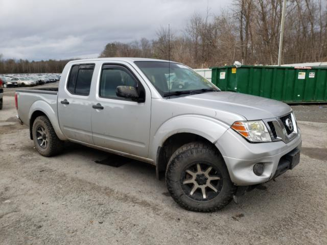 Salvage cars for sale from Copart Albany, NY: 2012 Nissan Frontier S