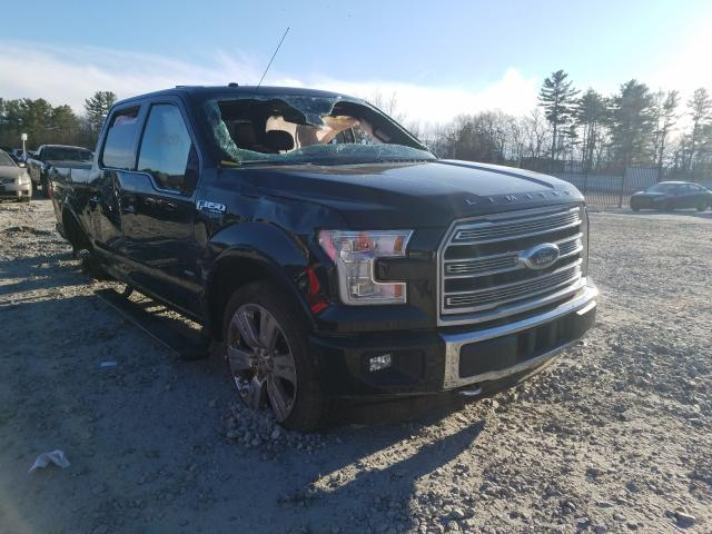 2017 Ford F150 Super en venta en Mendon, MA