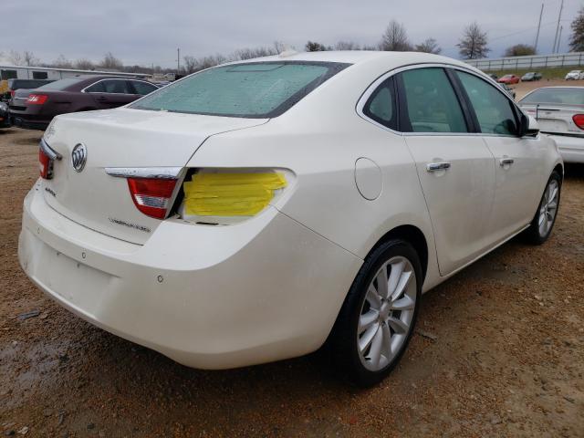 цена в сша 2013 Buick Verano Con 2.4L 1G4PR5SK1D4177229