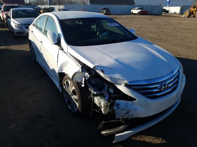 Hyundai Sonata salvage cars for sale: 2014 Hyundai Sonata