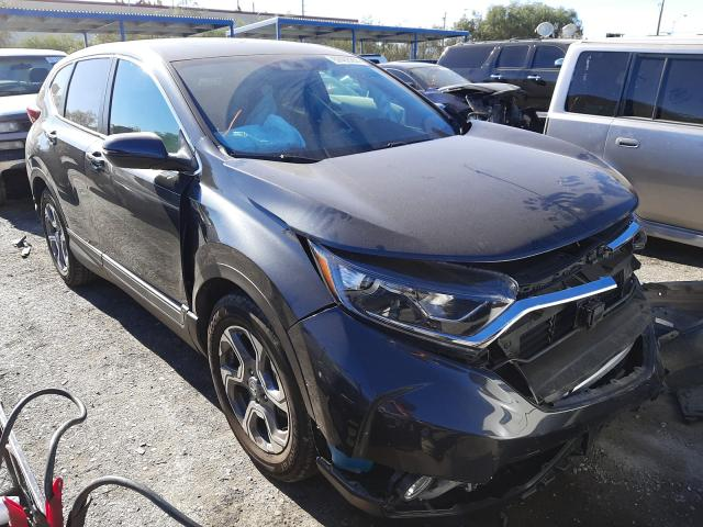 Salvage cars for sale from Copart Las Vegas, NV: 2019 Honda CR-V EX