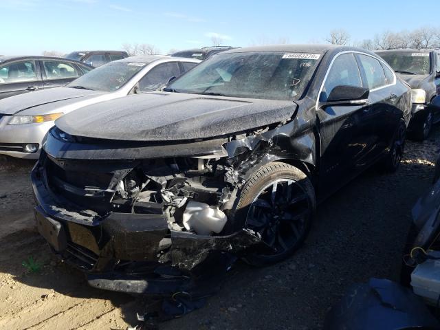 из сша 2017 Chevrolet Impala Lt 3.6L 2G1105S32H9127125