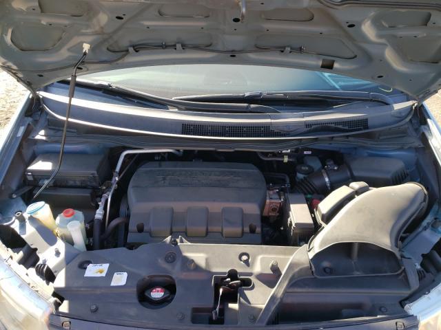 5FNRL5H64BB066513 2011 Honda Odyssey Ex 3.5L