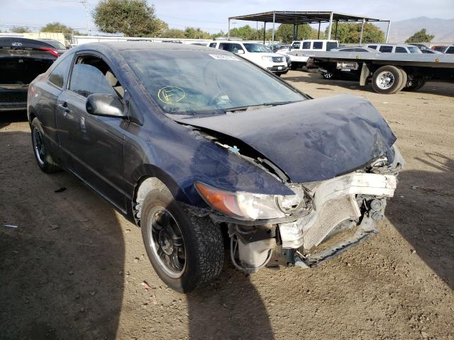 Salvage cars for sale from Copart San Diego, CA: 2008 Honda Civic LX