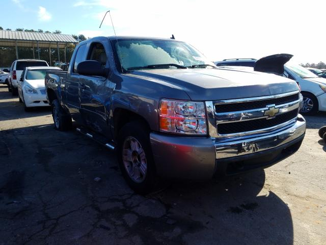 Salvage cars for sale from Copart Austell, GA: 2007 Chevrolet Silverado