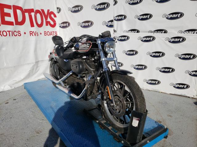 Salvage cars for sale from Copart Anthony, TX: 2006 Harley-Davidson XL883 R