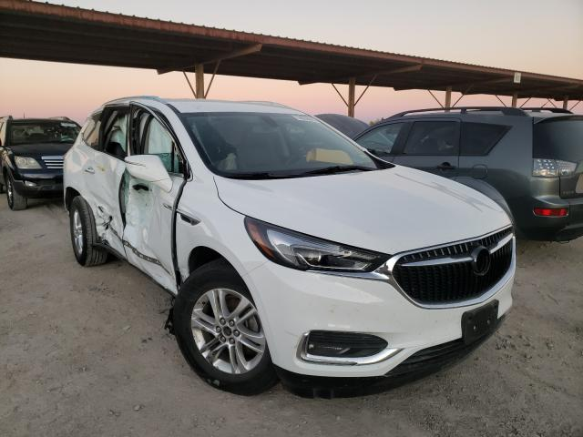 Salvage cars for sale from Copart Temple, TX: 2018 Buick Enclave ES