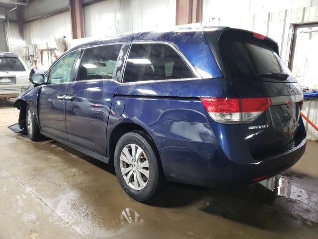 купить 2014 Honda Odyssey Ex 3.5L 5FNRL5H43EB101559