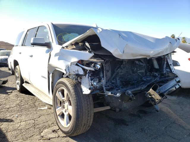 Salvage cars for sale from Copart Colton, CA: 2015 Chevrolet Tahoe C150